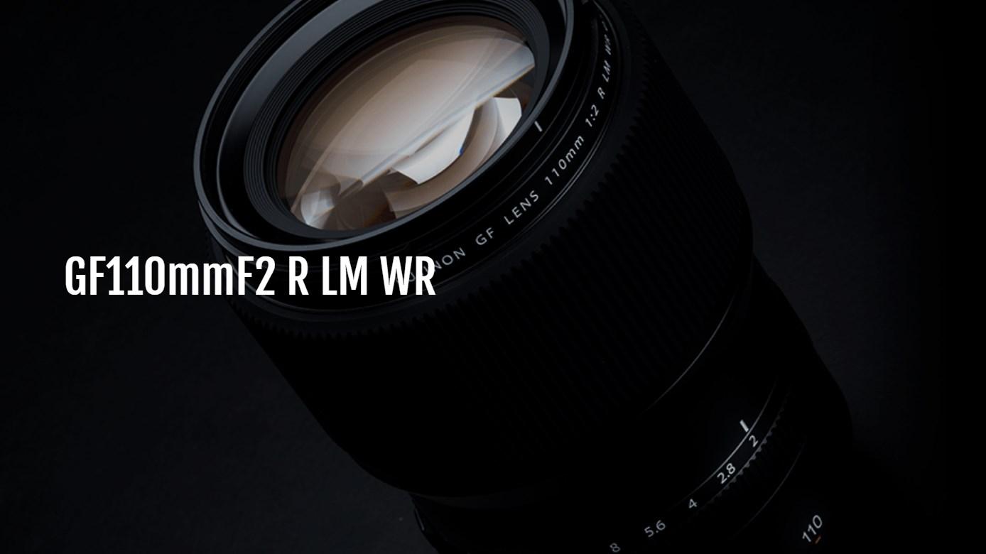 GF110mm F2