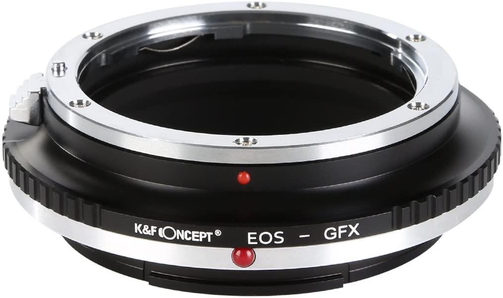 GFX用マウントアダプター